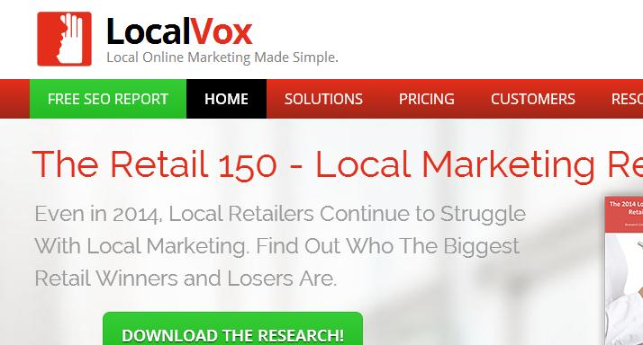 Localvox - Local Advertising Platform